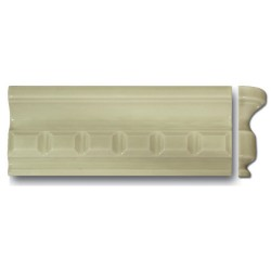 3X8 NA53 JUNGLE CORNICE DENTAL