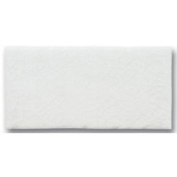 CRACKLE GLAZE WHITE 3X6