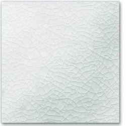 CRACKLE GLAZE WHITE 6X6