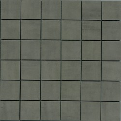 MODENA DARK GREY 2X2 MOSAIC