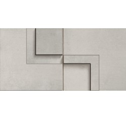 PLATINUM GREY MOS.3D 5X10""