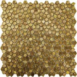 "ALLOY GOLD 1/8"" PENTAGON"