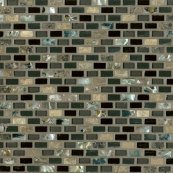 SEA JEWEL ABALONE SMALL BRICK