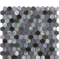 SEA JEWEL OYSTER HEXAGON