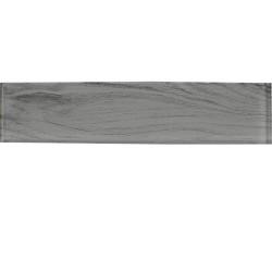 WOODHOLLOW GLASS 3X12 WHITE
