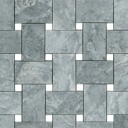 Ideal Tile Of Stamford: Ideal Tile: Bardiglio Silver